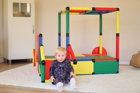 Quadro Evolution Cube Stage with Baby Ramp